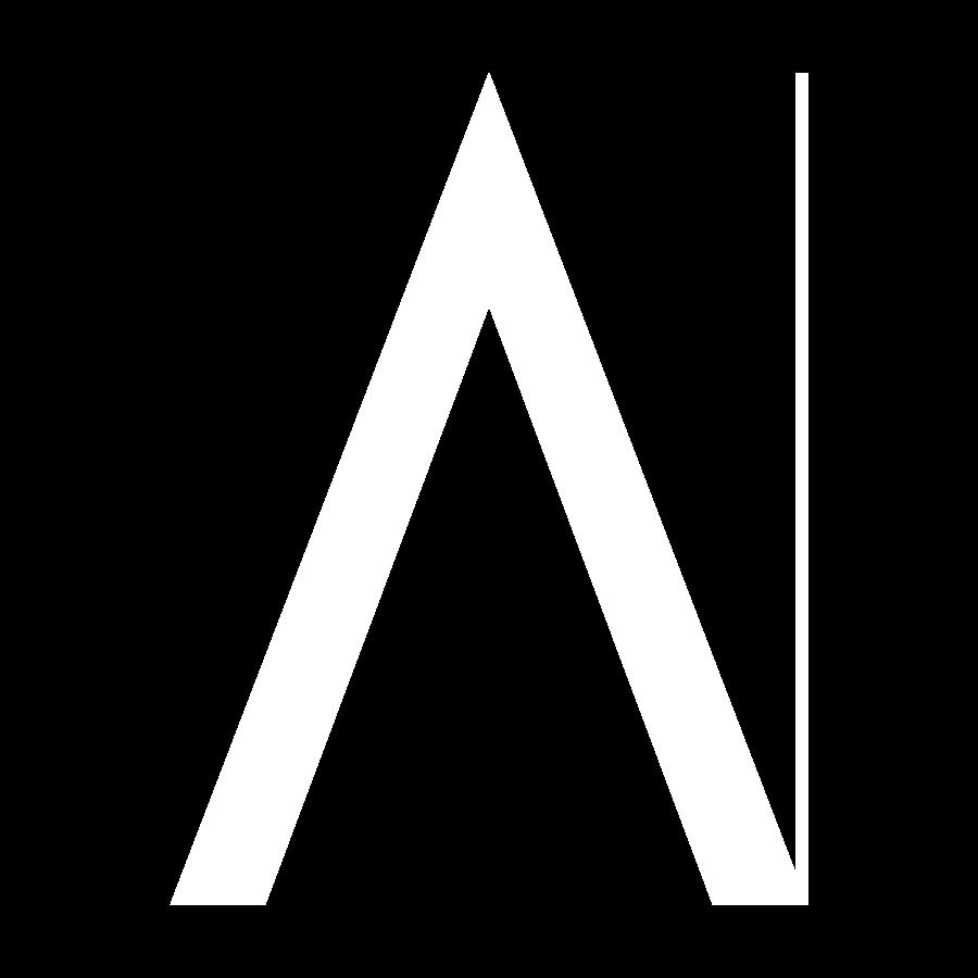PAS A Logo White