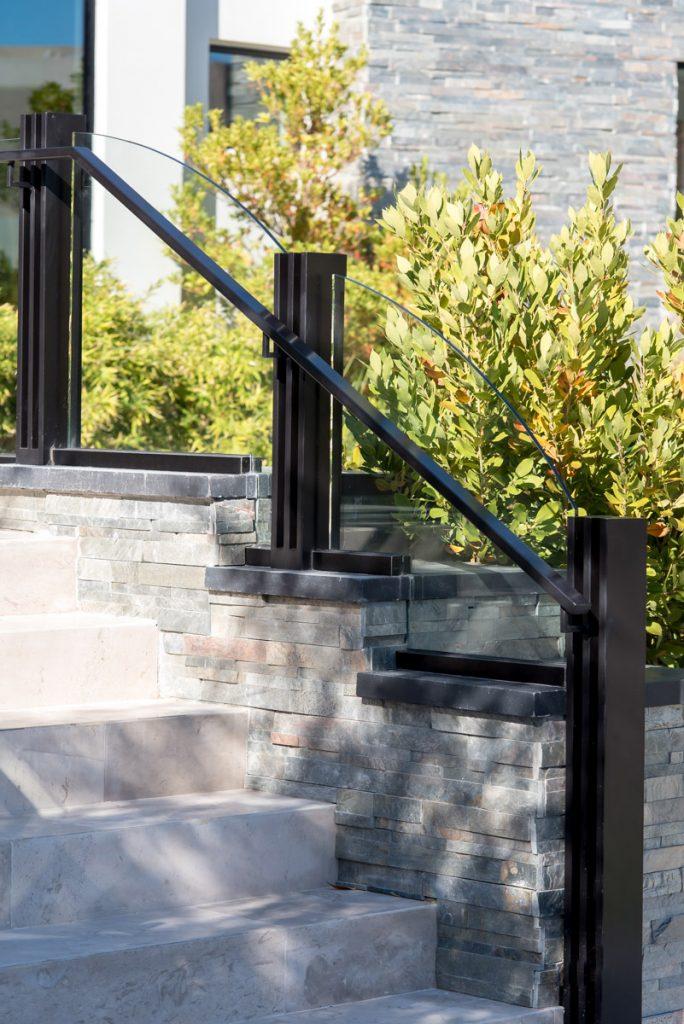 custom home las vegas exterior