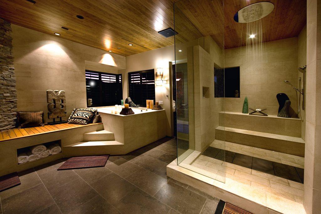 luxury custom home las vegas interior bathroom