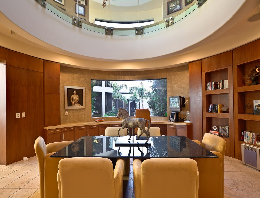 luxury custom home las vegas interior library