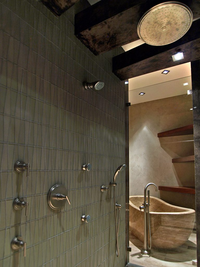 luxury custom home las vegas interior bathroom