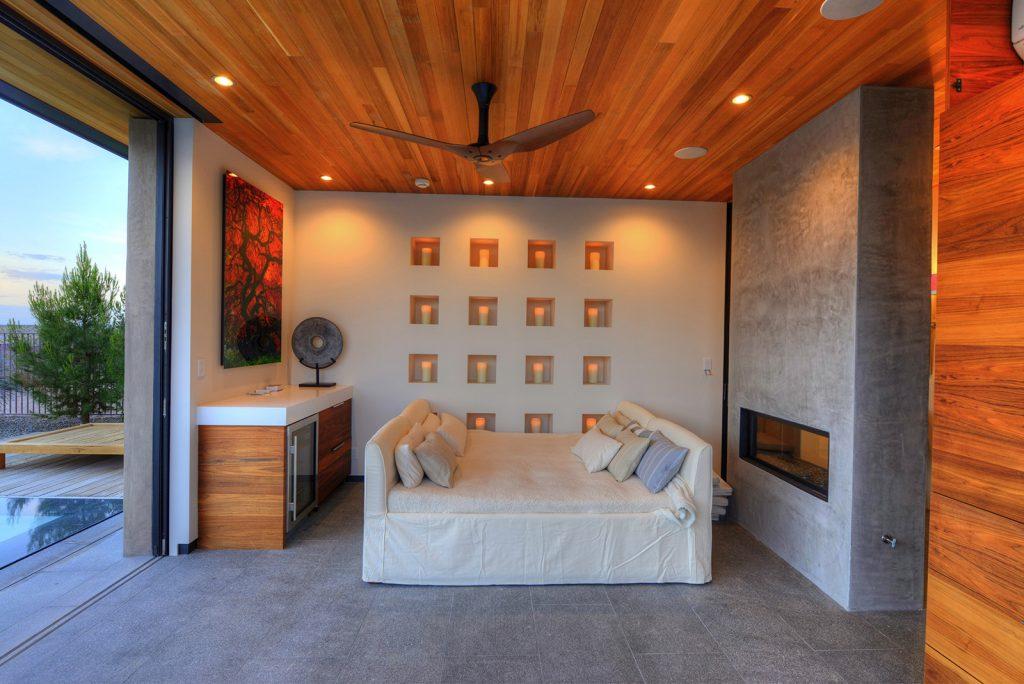 luxury custom home las vegas interior spa