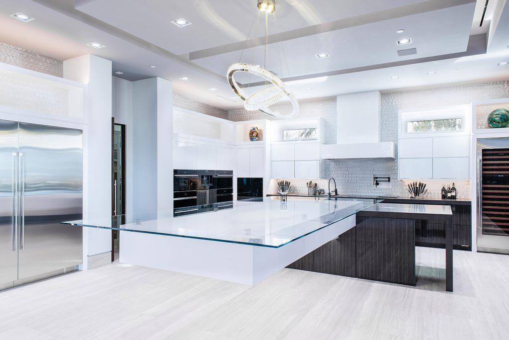 luxury las vegas home interior kitchen