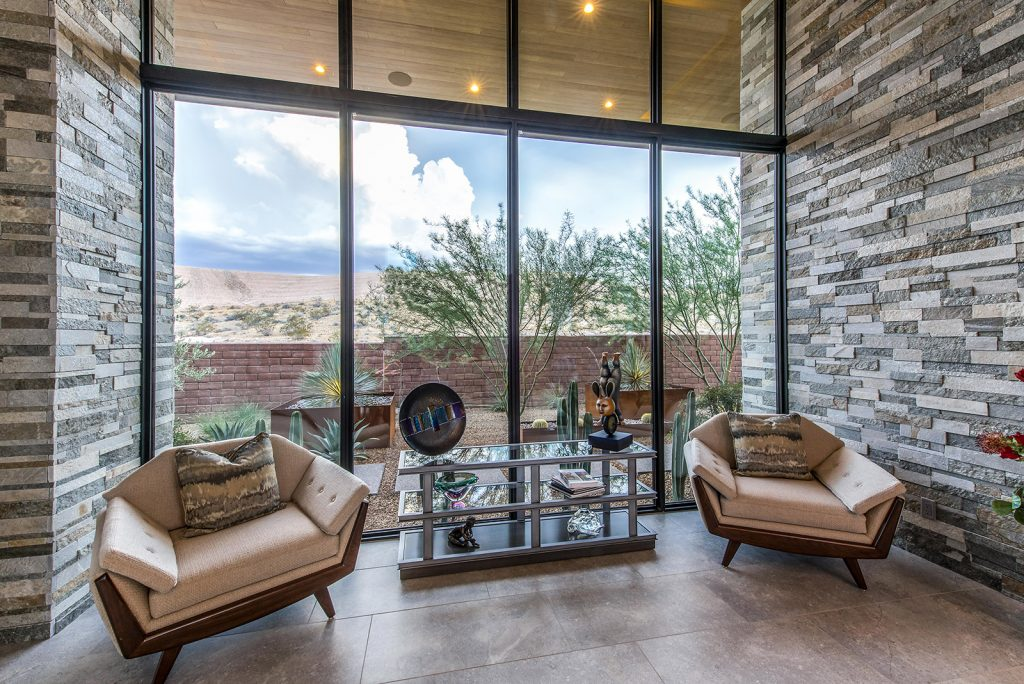 luxury custom home las vegas interior room