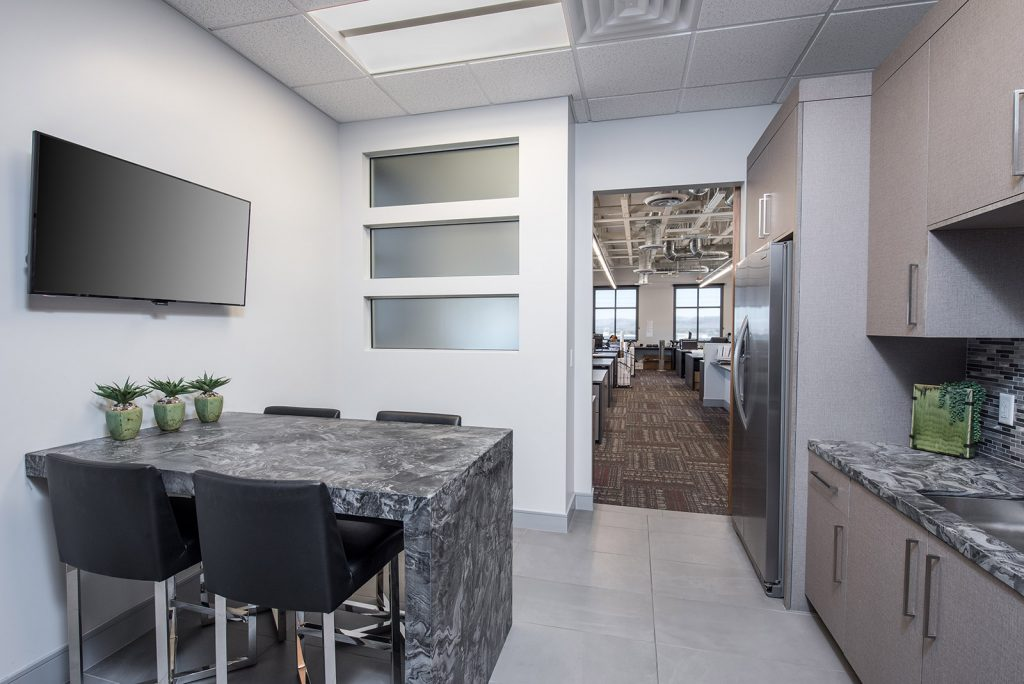 custom commercial interior las vegas