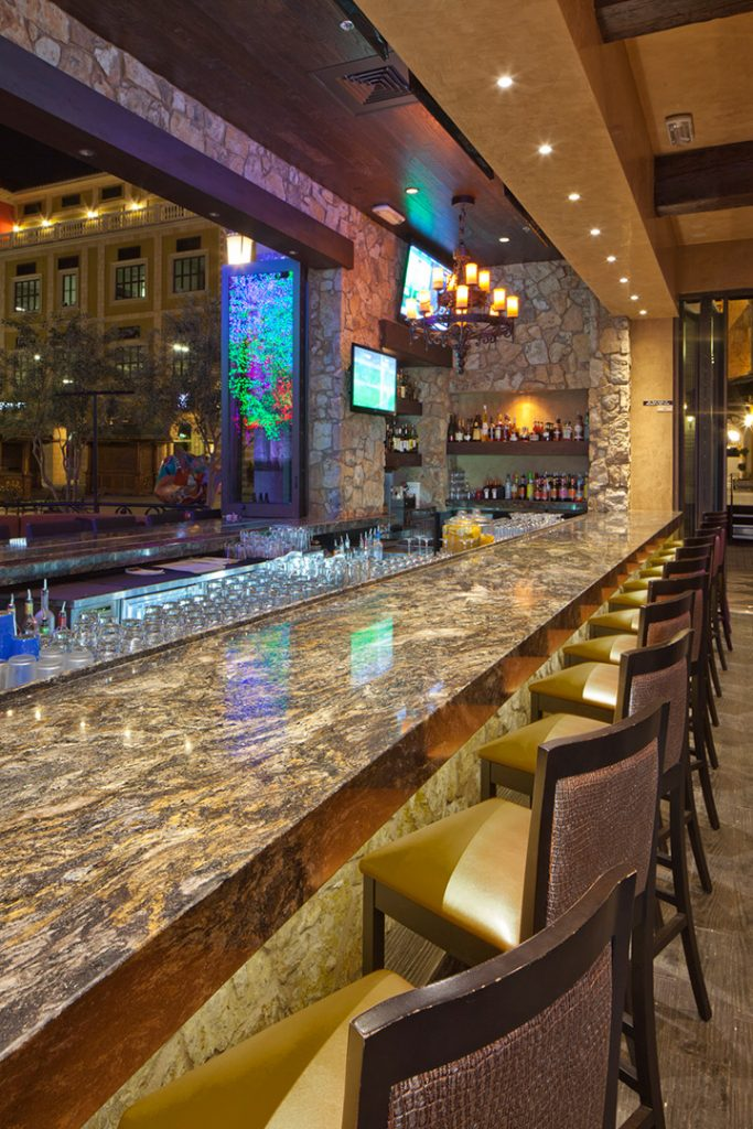 interior architecture restaurant bar las vegas