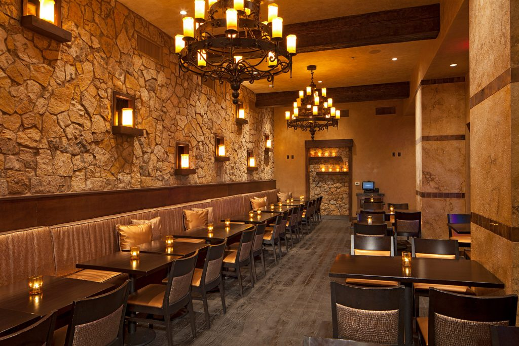 interior architecture restaurant las vegas